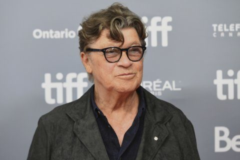 Robbie Robertson looks backward and forward with film, music