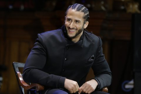 Kaepernick's reps call audible, workout moved at last minute