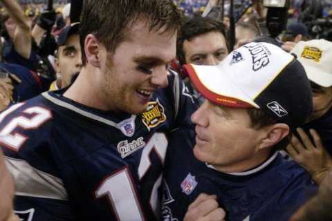 NFL at 100: Brady and Belichick build their dynasty