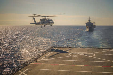 Delivering the Navy network of the future