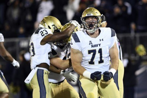 Presto's college football picks: Navy plays for postseason, Maryland for pride