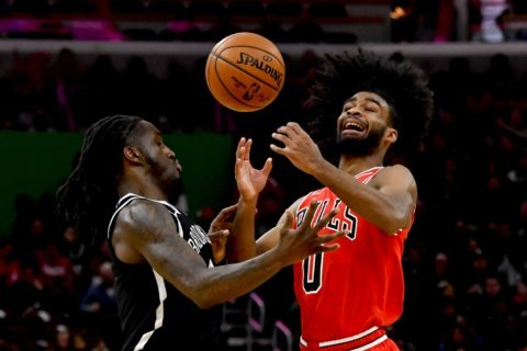 Nets beat Bulls 117-111 without Irving