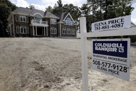 New home sales slipped 0.7% in October but remain solid