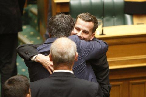 New Zealand lawmakers pass euthanasia bill, referendum next