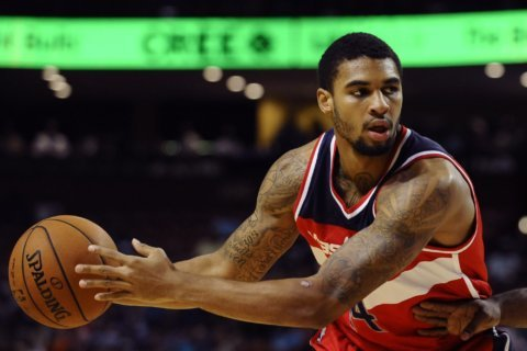 Glen Rice Jr. pleads not guilty to assault charge