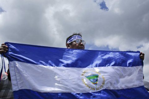 US sanctions 3 Nicaraguan officials for alleged abuses