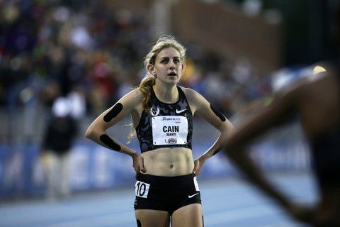 Nike will look into runner Mary Cain's allegations of abuse