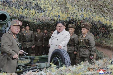 North Korea may deploy 'super-large' rocket launcher soon
