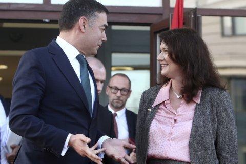 Sweden backs North Macedonia's EU membership talks