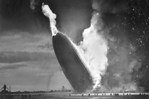 Last survivor of the Hindenburg disaster dies at age 90