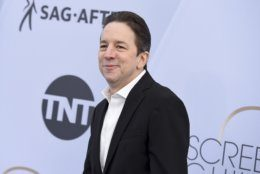 "FILE - In a Sunday, Jan. 27, 2019 file photo, Brian Tarantina arrives at the 25th annual Screen Actors Guild Awards at the Shrine Auditorium & Expo Hall, in Los Angeles. Tarantina, a character actor whose most recent role was in ""The Marvelous Mrs. Maisel,"" has died in his Manhattan home. The New York Police Department says officers responded to the apartment on West 51st Street shortly before 1 a.m. Saturday, Nov. 2, 2019. They found Tarantina on his couch, fully clothed but unconscious and unresponsive. He was pronounced dead at the scene. He was 60.(  Photo by Jordan Strauss/Invision/AP, File)"