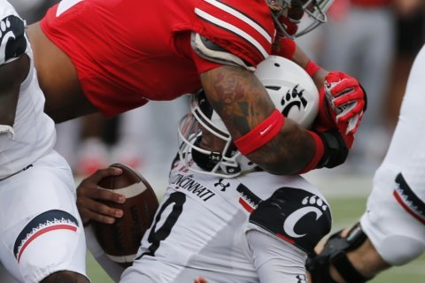 No. 2 Ohio State heads to Rutgers as 51-point favorite