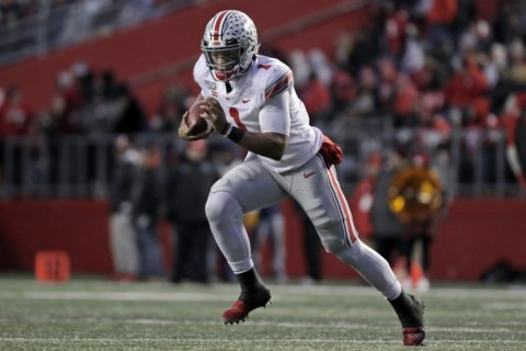 No. 2 Ohio St. hosts No. 9 Penn St. looking to wrap up East