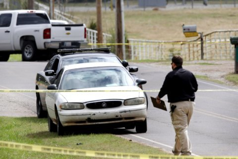 Jury convicts Oklahoma man of murder in officer's death