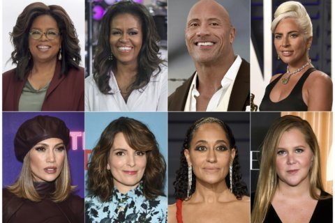 Michelle Obama, Gaga, J. Lo to join Oprah on wellness tour