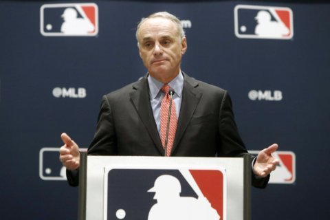 MLB probing Astros back to '17, 'firm' discipline possible