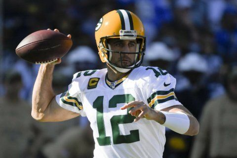 Rodgers wants more 'juice' following dry performance in LA