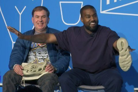 Kanye West vows to move Yeezy manufacturing to the Americas