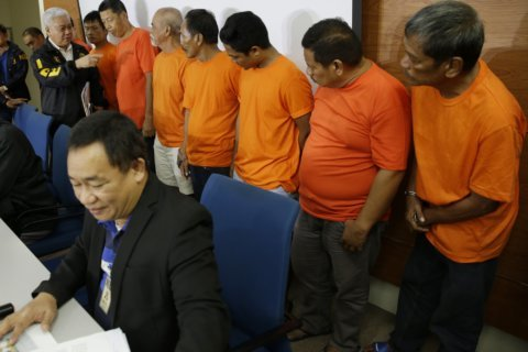 2 Chinese, 7 Filipinos arrested in dumping of toxic waste