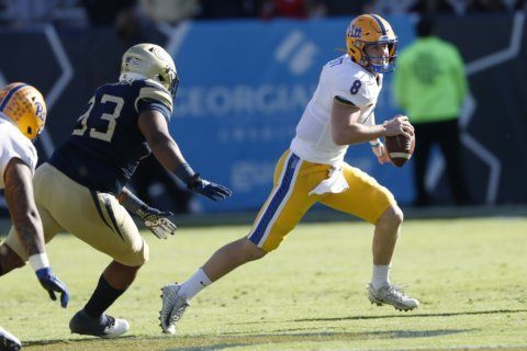 Pitt searches for first ACC win over resurgent UNC