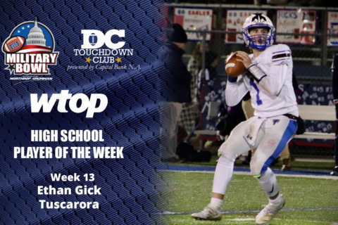 Versatile Ethan Gick leads Tuscarora, wins Player of the Week