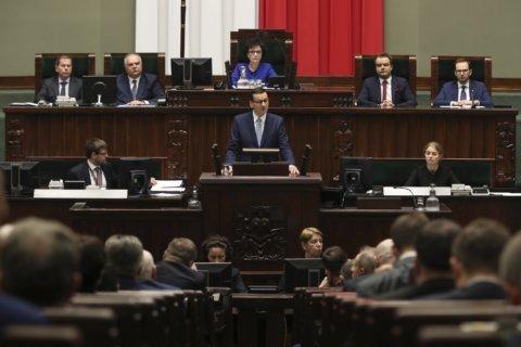 EU court refers doubts on Polish judiciary to national court
