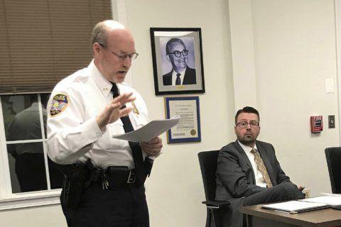 Officer: I quit Proud Boys over fears of 'far-left' attacks