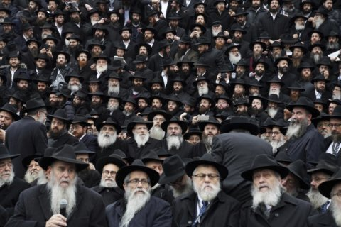 Rabbis urge teaching of empathy to counteract religious hate