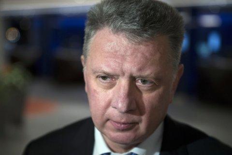 Embattled Russian track president Dmitry Shlyakhtin resigns