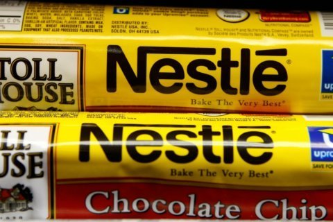 Nestlé is recalling some cookie dough products because of possible rubber contamination