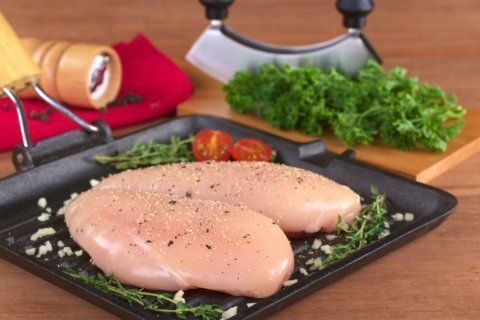 More than 2 million pounds of chicken products recalled in eight states