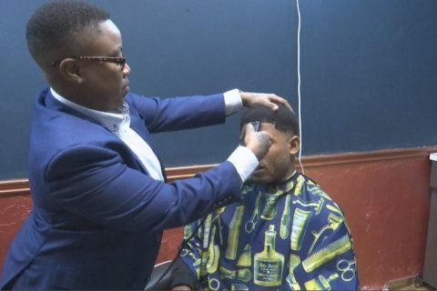 Making history: Woman becomes first, black woman to open a barber school