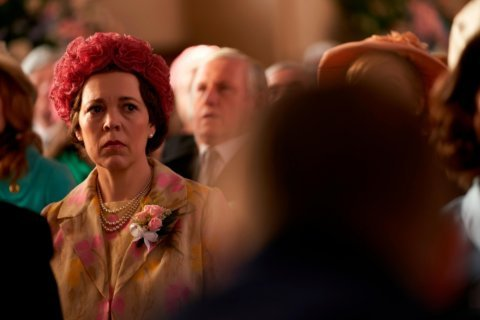 'The Crown' still looks regal as Olivia Colman assumes the throne