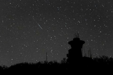 Possible meteor outburst this week worth a look up