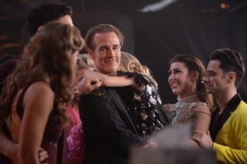 The 'Dancing With the Stars' semifinals left the audience and contestants in tears