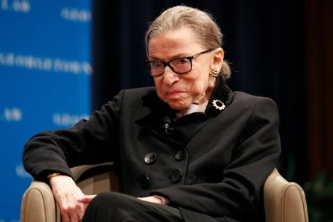 Ruth Bader Ginsburg 'home and doing well' after hospitalization, Supreme Court says