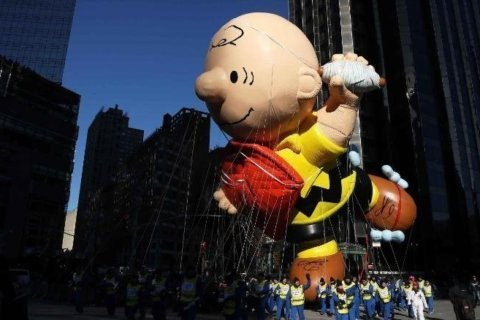 The Macy's Thanksgiving Day Parade might not fly its iconic balloons this year due to strong winds