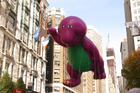 The most infamous balloon accidents from the Macy's Thanksgiving Day Parade