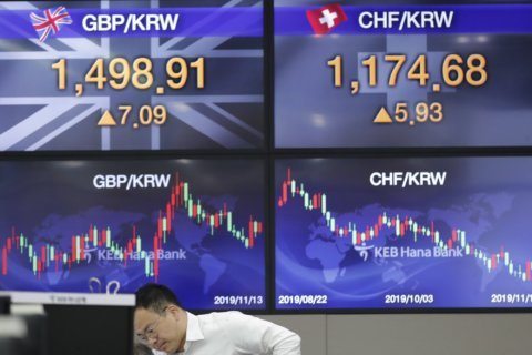 Global stocks sink after Trump threatens more China tariffs