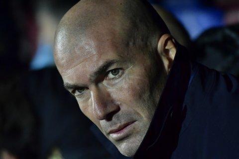 Zidane making sure entire Madrid squad stays motivated