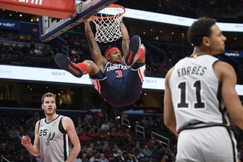 Spurs drop 7th in row, longest skid since Pop's 1st season