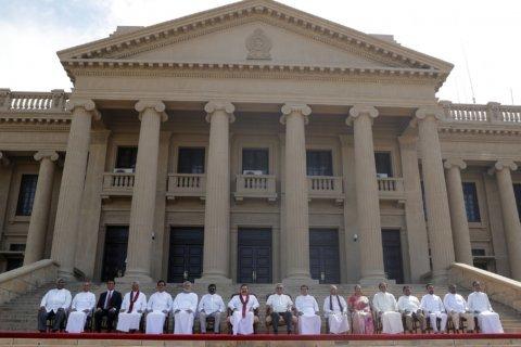Sri Lanka's new government announces tax cuts