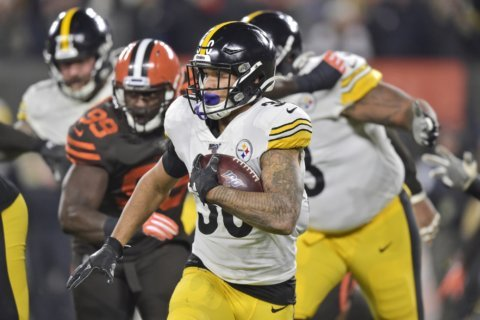 Several Steelers hurt in loss to Browns before brawl