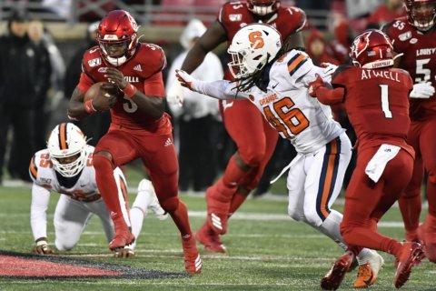 Syracuse seniors play last college game; foe is Wake Forest