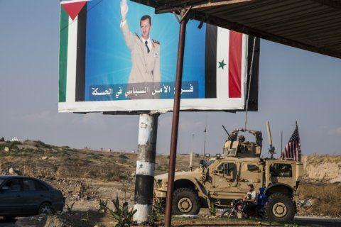 Trump OKs wider Syria oil mission, raising legal questions