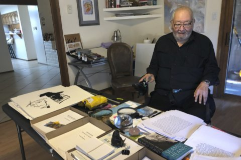 N. Scott Momaday remembers 1969 Pulitzer, promises memoir