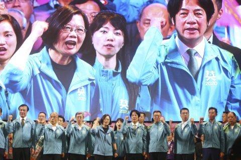 China carrier fleet passes near rival Taiwan