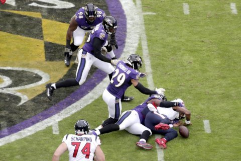 Texans must put loss to Ravens behind them with Indy up next