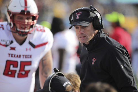 Texas Tech, TCU meet with both pushing for bowl eligibility