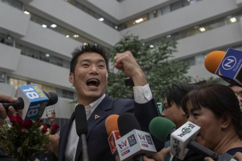 Thai court removes pro-democracy politician from Parliament